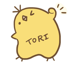 TORI sticker #271955