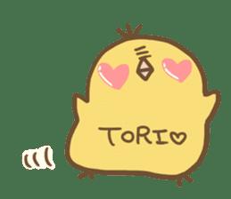 TORI sticker #271956