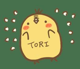 TORI sticker #271958