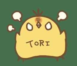 TORI sticker #271965