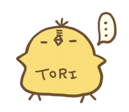 TORI sticker #271969