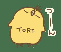 TORI sticker #271970