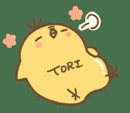 TORI sticker #271977