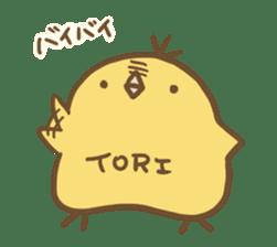 TORI sticker #271984
