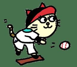 Cosplay cat Sirena sticker #272208