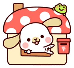 """The stamp of """"ROPPU"""" and """"RIGU"""" sticker #272578"""