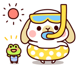 """The stamp of """"ROPPU"""" and """"RIGU"""" sticker #272582"""