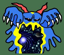 Only blue sea slug(vol.1) sticker #272953