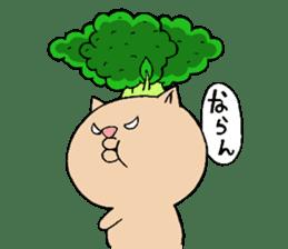 broccoli sticker #273032