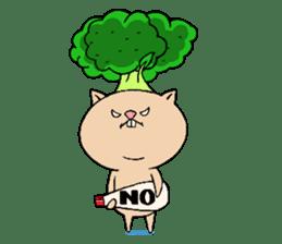 broccoli sticker #273034
