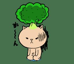 broccoli sticker #273037