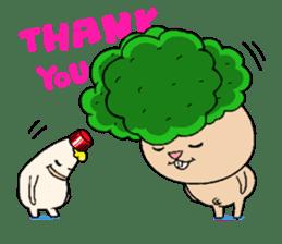 broccoli sticker #273038