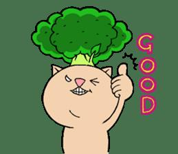 broccoli sticker #273048