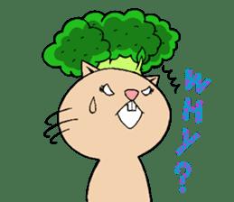 broccoli sticker #273051