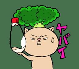 broccoli sticker #273054