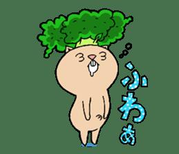 broccoli sticker #273058
