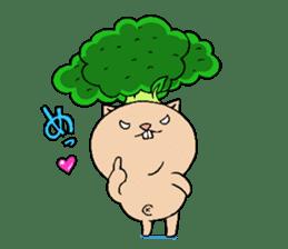 broccoli sticker #273060