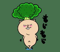 broccoli sticker #273062