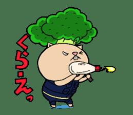 broccoli sticker #273064