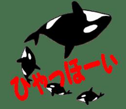 FISH shop sticker #273067