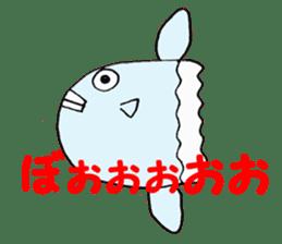 FISH shop sticker #273071