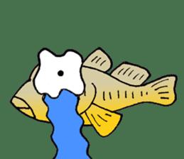 FISH shop sticker #273072