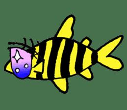 FISH shop sticker #273081