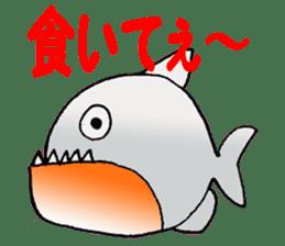 FISH shop sticker #273083