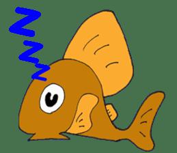 FISH shop sticker #273096