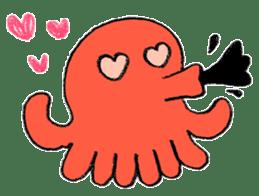 A pleasant aquarium sticker #274014