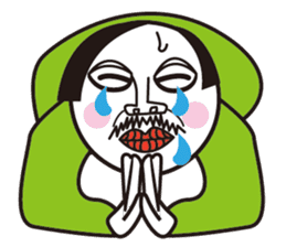 Beard Uncle Pleasant daily life sticker #274358