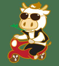Cute Capi sticker #274396