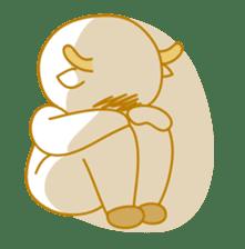 Cute Capi sticker #274400