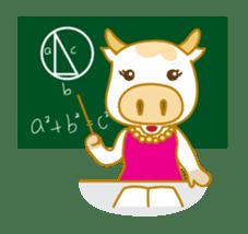 Cute Capi sticker #274404