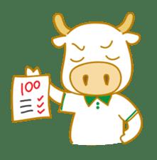 Cute Capi sticker #274409