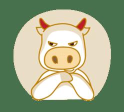 Cute Capi sticker #274411
