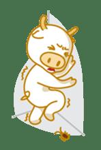 Cute Capi sticker #274412
