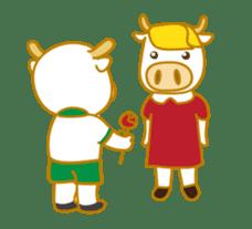 Cute Capi sticker #274414