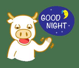 Cute Capi sticker #274419
