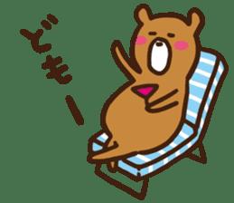 soft bear sticker #274912