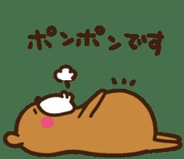 soft bear sticker #274916