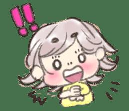 KURUKURU SISTERS sticker #275670