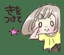 KURUKURU SISTERS sticker #275675