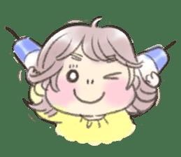 KURUKURU SISTERS sticker #275680