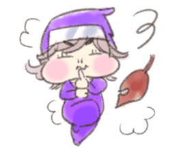 KURUKURU SISTERS sticker #275686