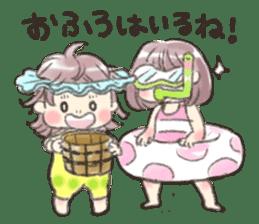 KURUKURU SISTERS sticker #275692