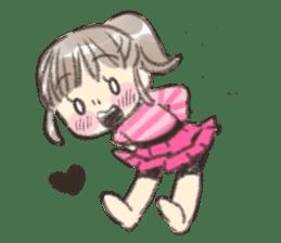 KURUKURU SISTERS sticker #275695