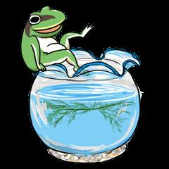Frog! Frog! Frog!