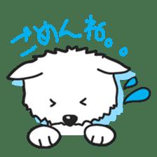 Westie Rutile sticker #275916