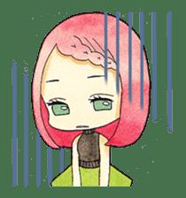 confeito girls. vol.1 sticker #277029